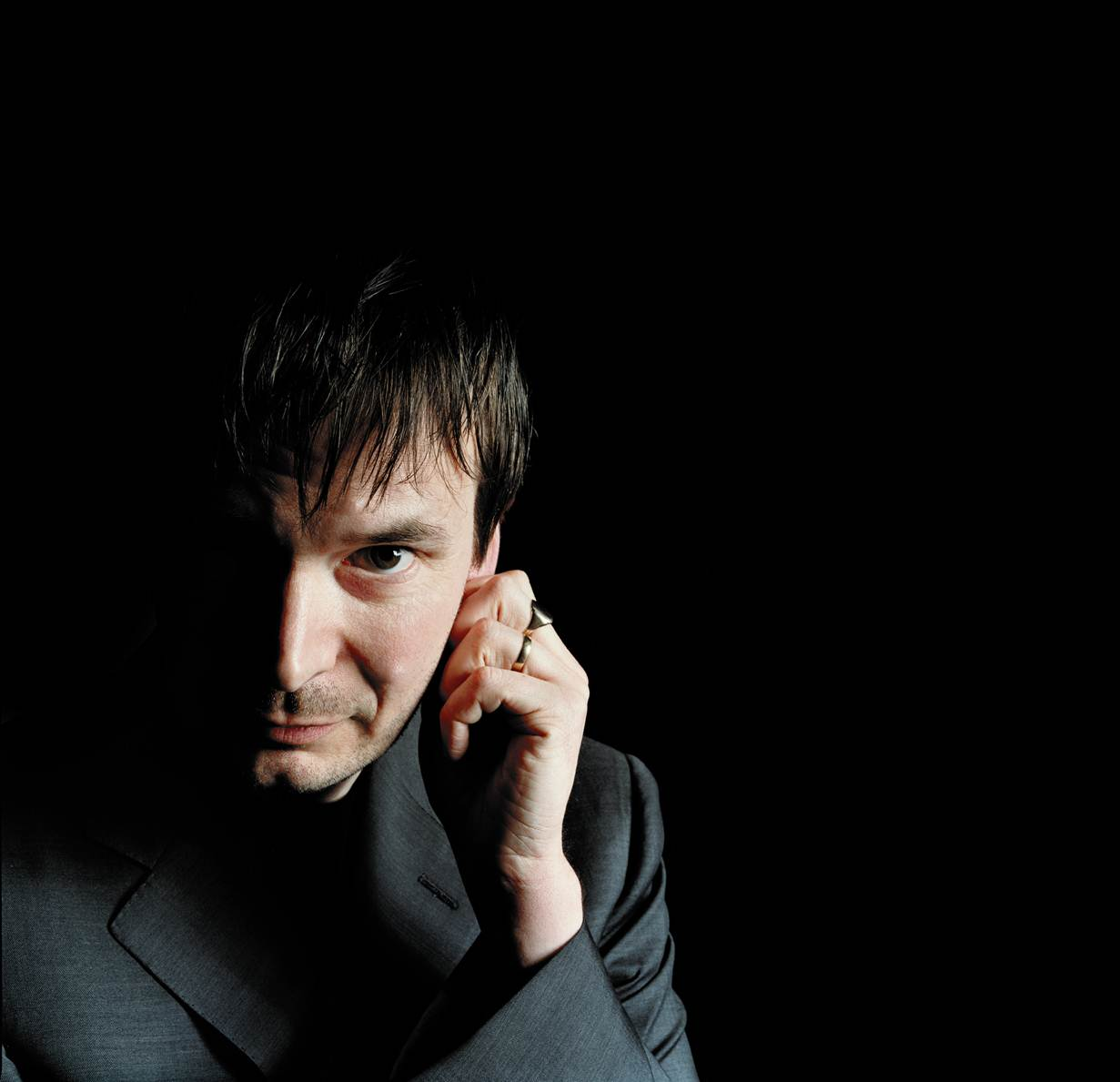 Video: Author Ian Rankin on Crime Novels