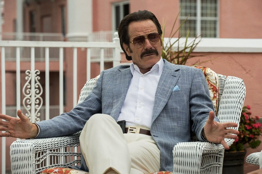 Bryan Cranston The Infiltrator Mystery Thriller