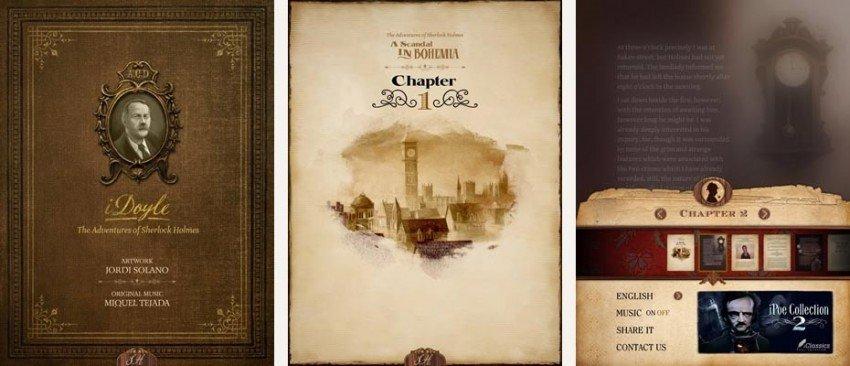 Sherlock Holmes App 6 game