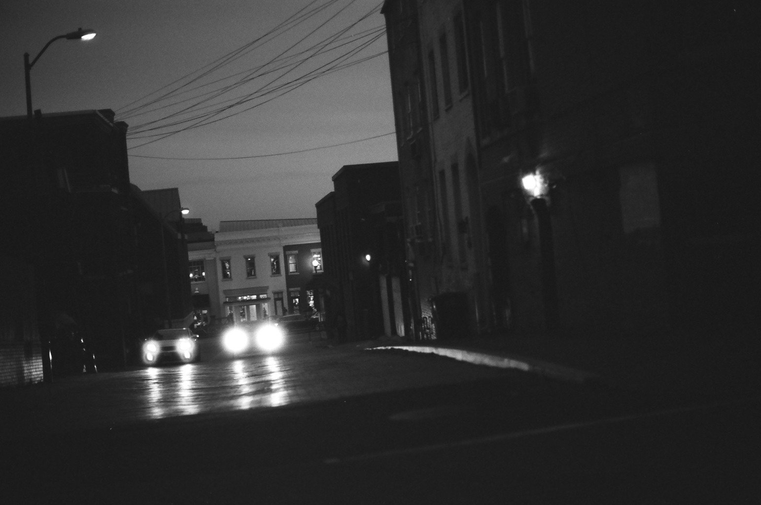 Noir photography Mike Maguire - Georgetown