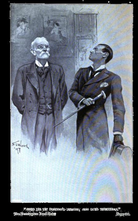 The Case of Mr. Loftus Deacon By Arthur Morrison 1 Dorrington