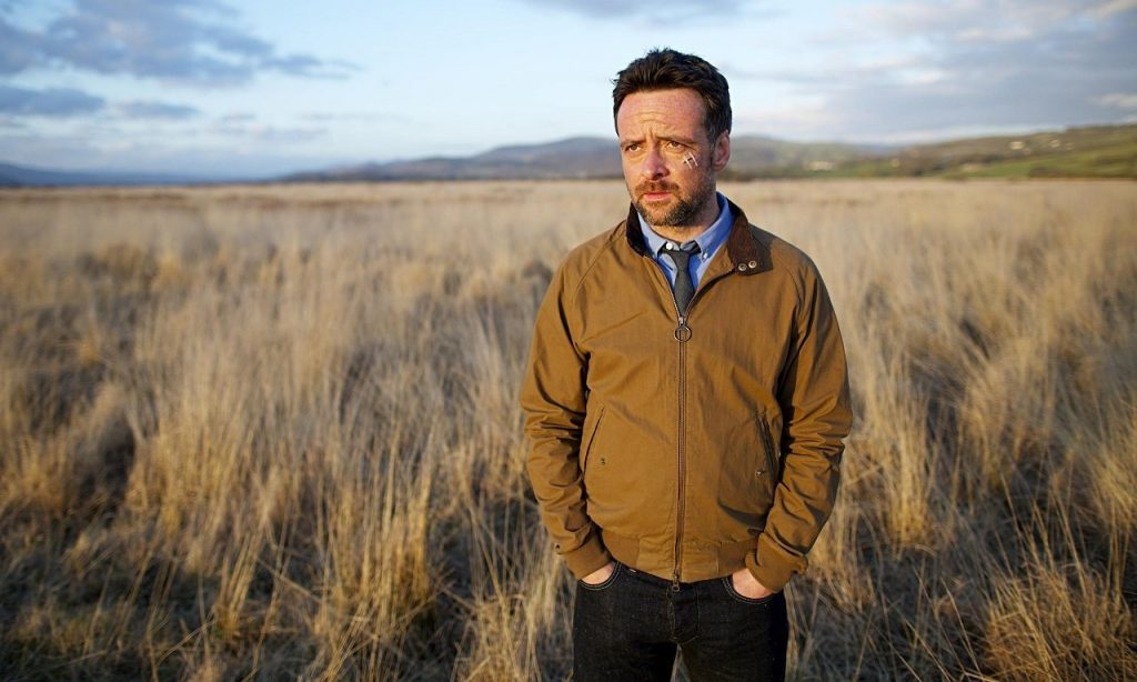 Hinterland: Richard Harrington