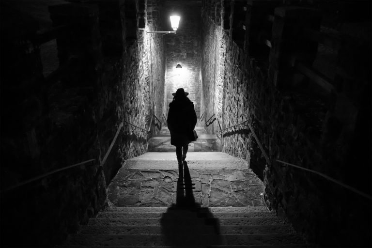 Noir City Photography Emiliano Grusovin