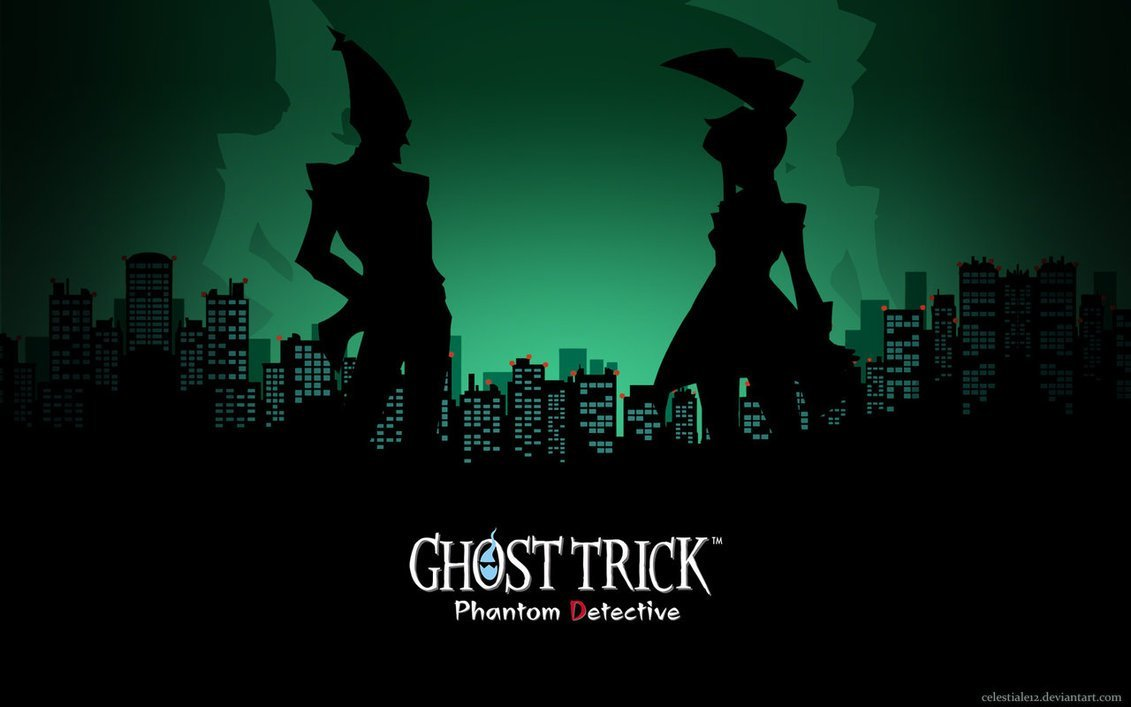 Ghost Trick Phantom Detective game app mystery