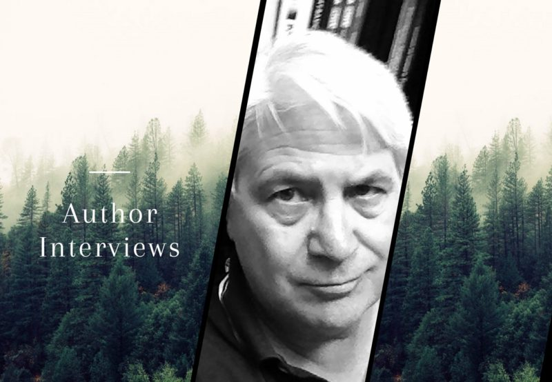 Martin Roy Hill author crime fiction interview
