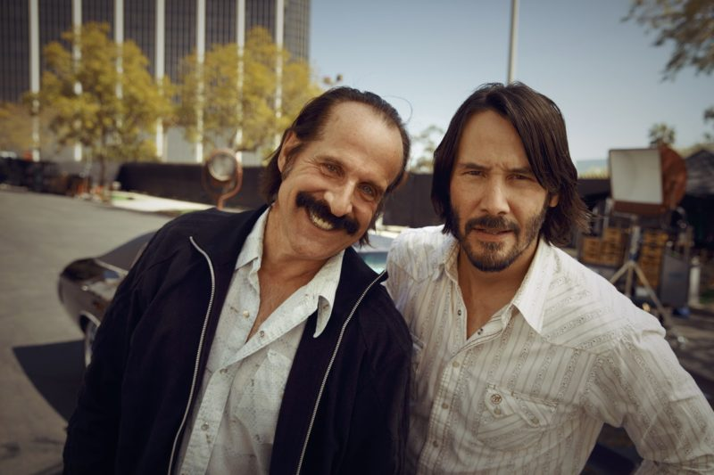 Swedish Dicks starring Peter Stormare and Keanu Reeves nordic tv drama thriller tvscandinavian