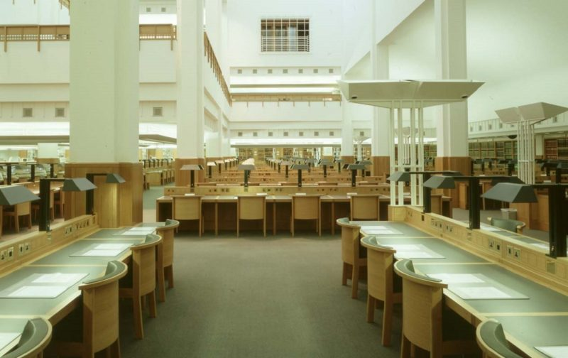 british library goers james patterson