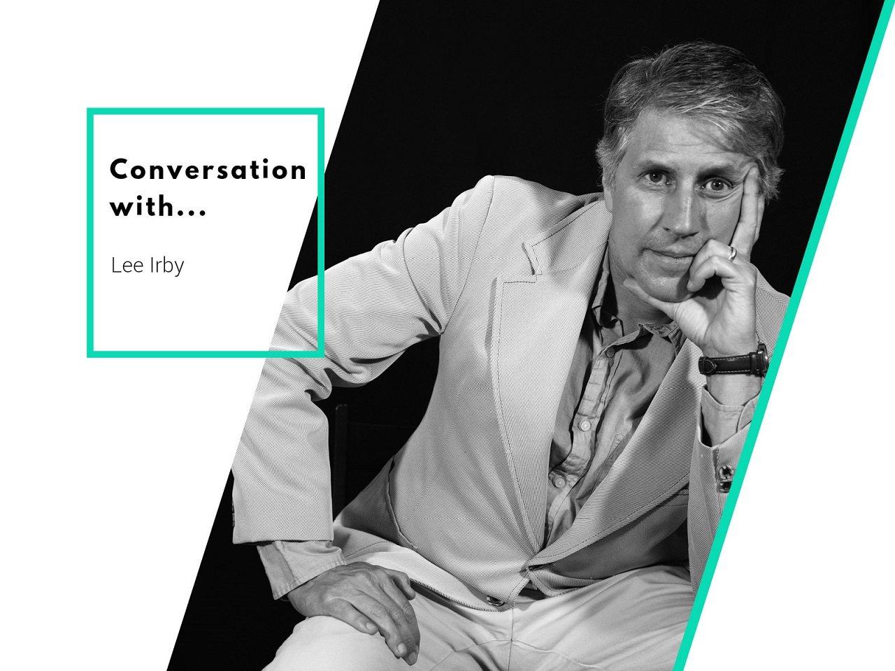 lee irby author interview conversation mystery thriller