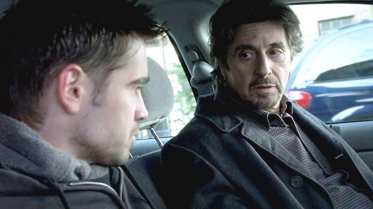 the recruit thriller movies crim tv shows netflix