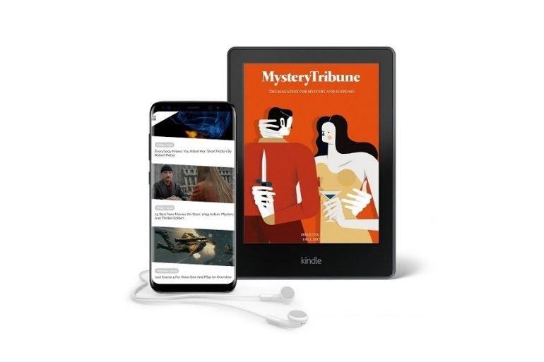 Mystery Tribune Suscripción digital Principal