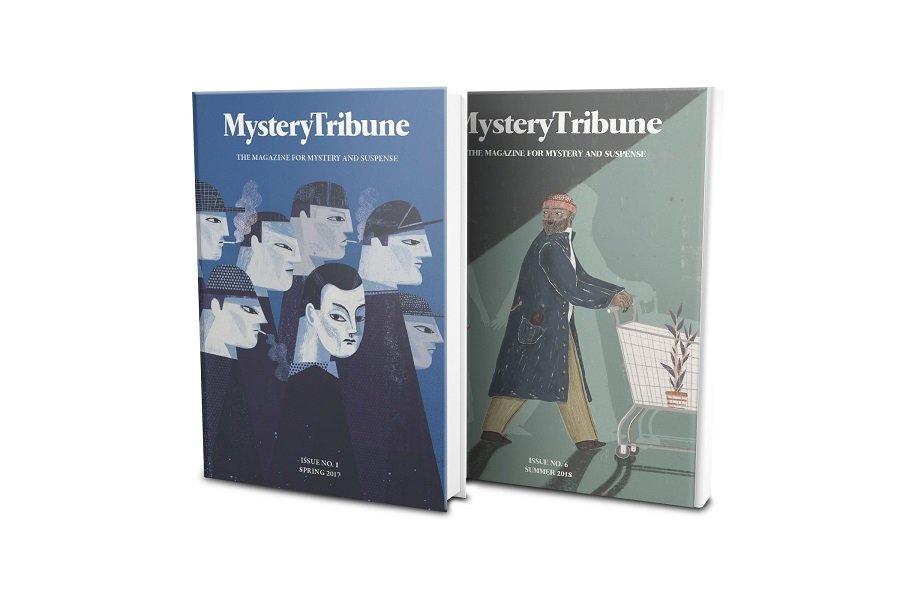 Mystery Tribune Print Subscription Main