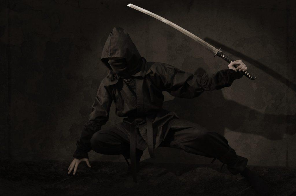 kunoichi female ninja japan