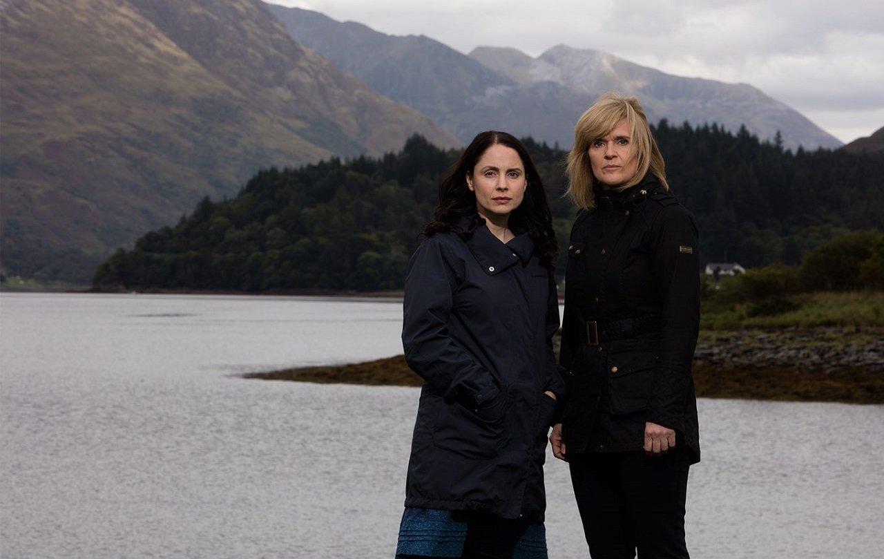 lock ness tv series Laura Fraser crime murder