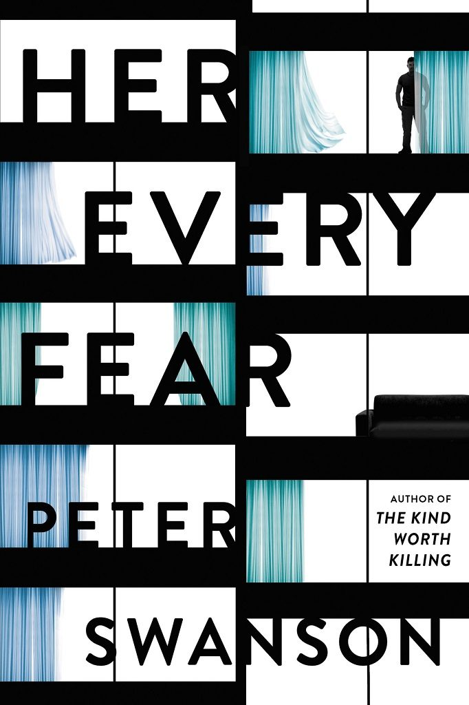 Her Every Fear Peter Swanson best mystery thriller book covers 2017