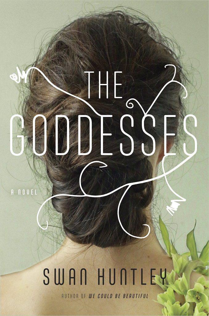 The Goddesses book swan huntley best mystery and thriller book covers 2017