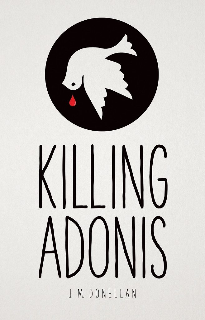 J M Donellan killing adonis best mystery thriller book covers 2017