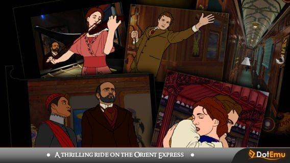 last express 47 Best Mystery, Detective And Crime Game Apps In The Market Now