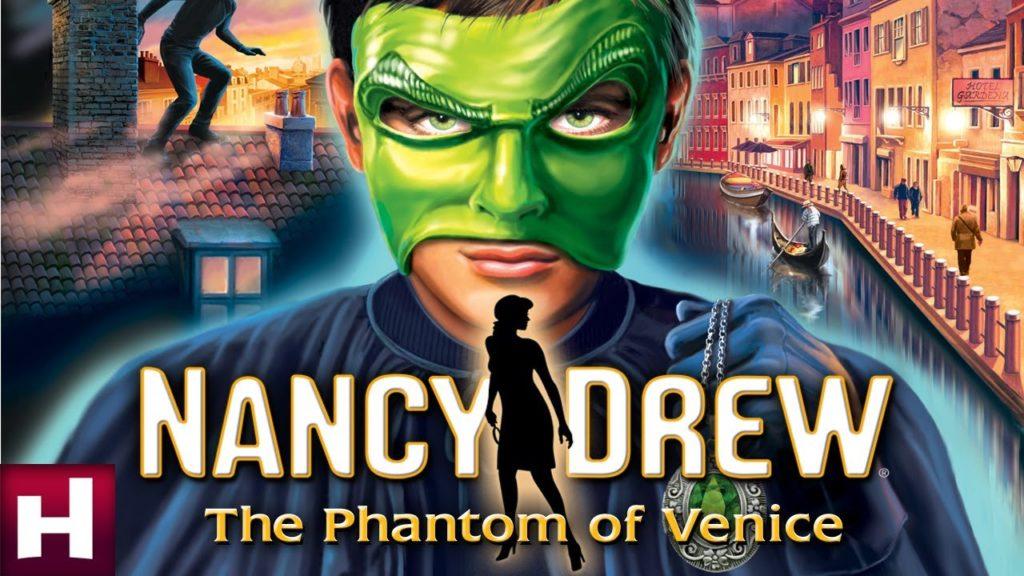 La guida definitiva a Nancy Drew Libri, film e giochi correlati Edizione 2018 - giochi fantasma
