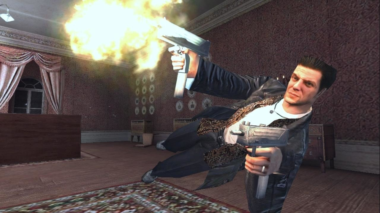 "A Look At ""Max Payne"" Mobile Game For iPhone And iPad"