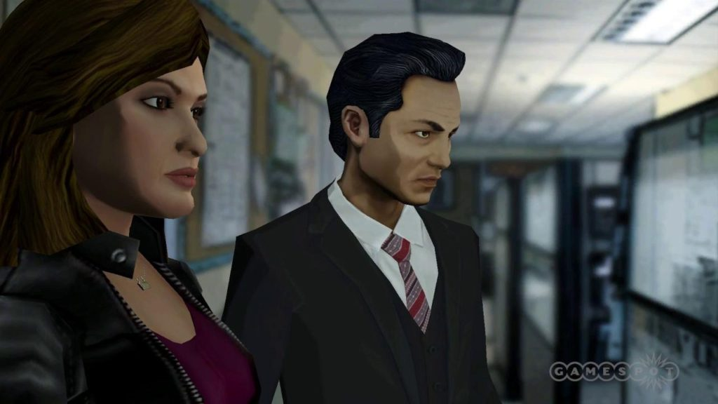 "An Excellent Crime Drama Game For iPad: ""Law & Order: Legacies"""