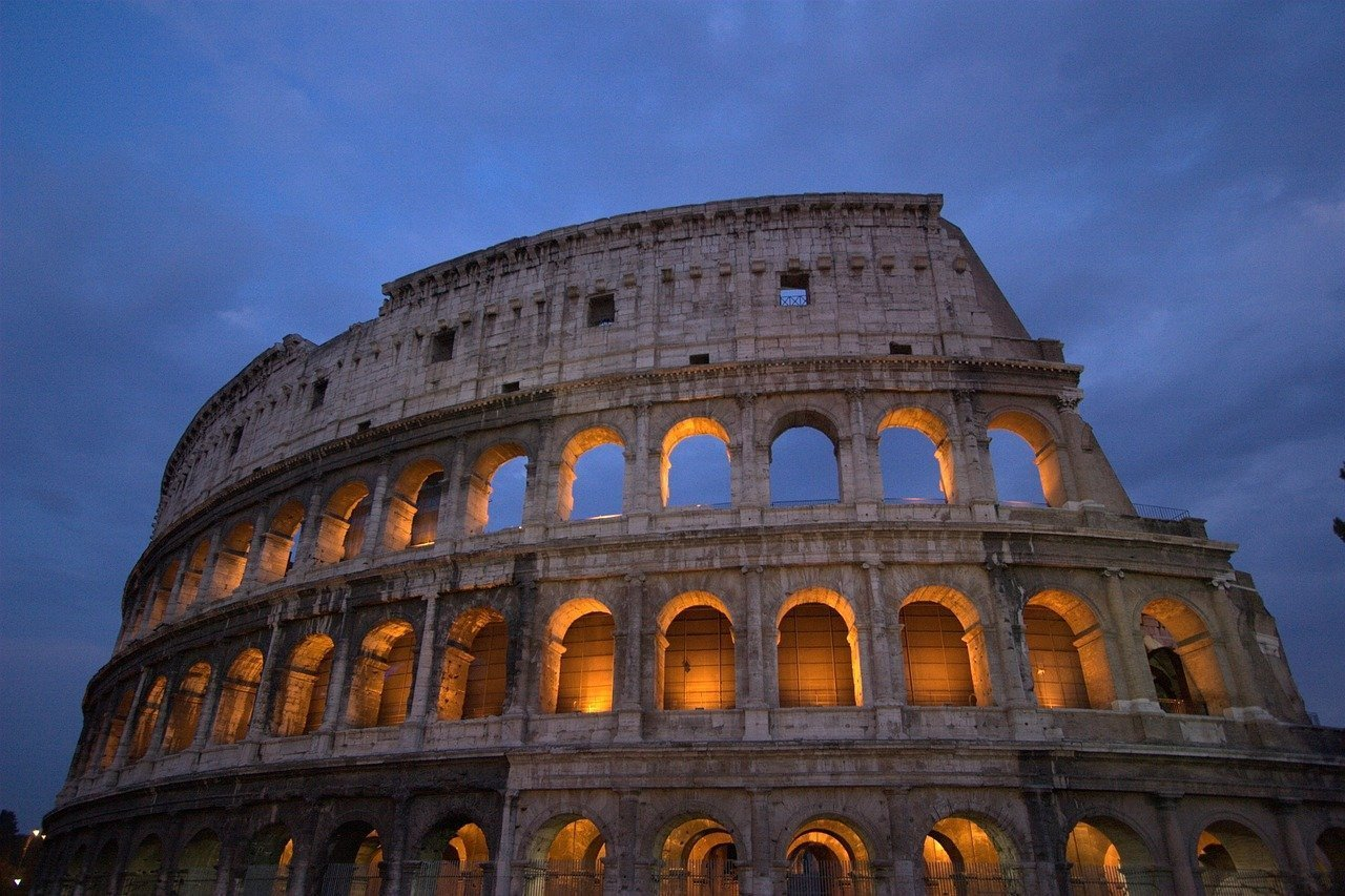 Crime Fiction Review The Dogs Of Rome By Conor Fitzgerald