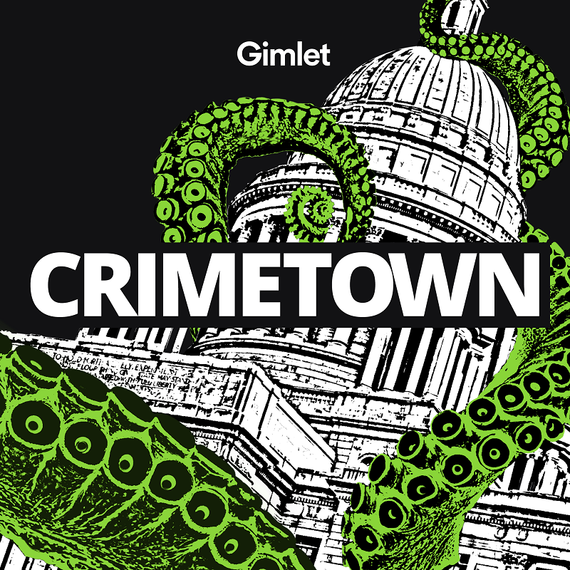 Your Guide To Best True Crime Podcasts: 2018 Edition crimetown