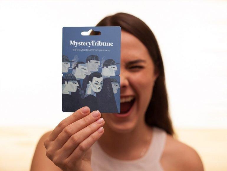 Mystery Tribune Gift Card M2