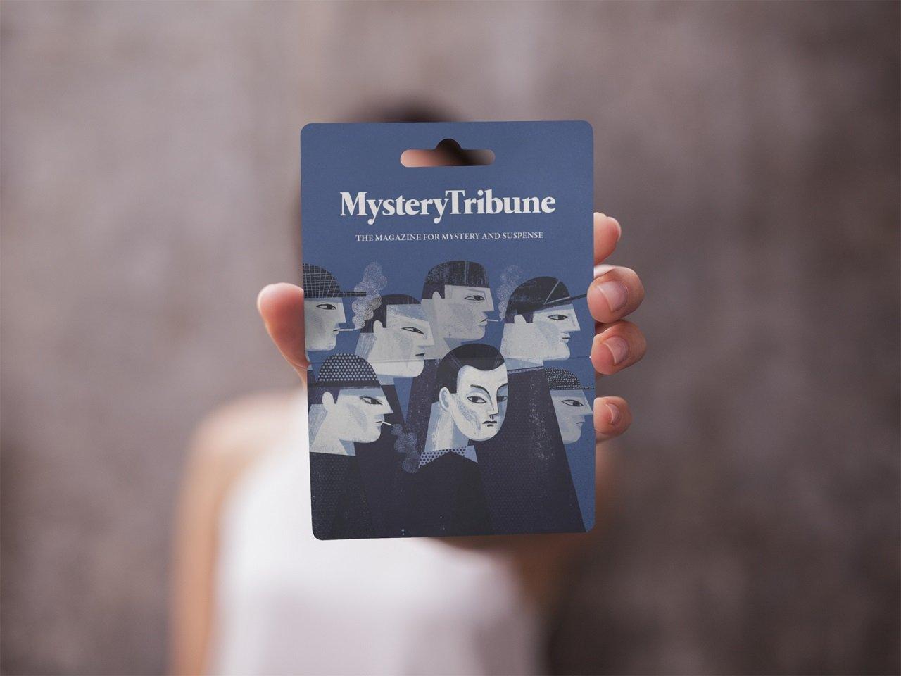 Mystery Tribune Gift Card M3