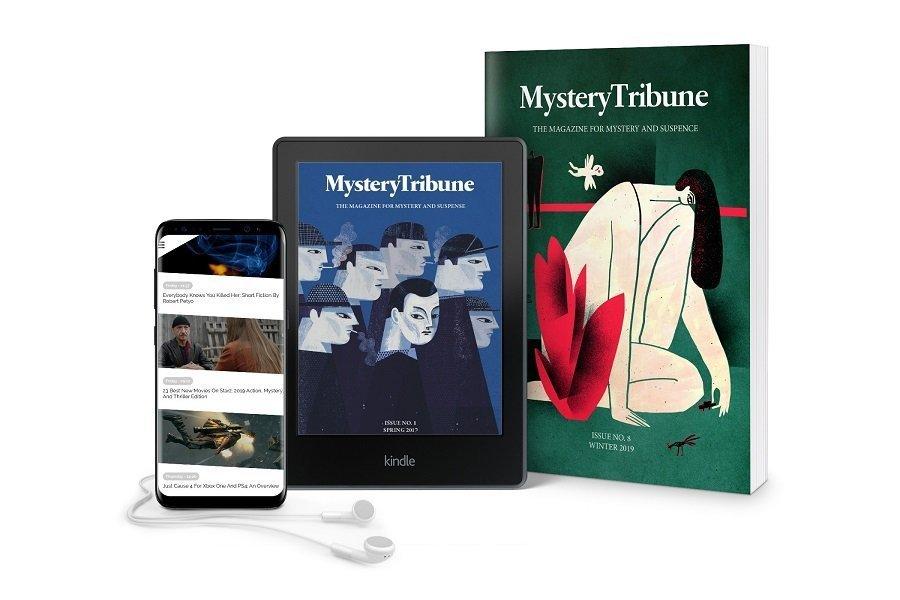 Mystery Tribune Membership Subscription Main