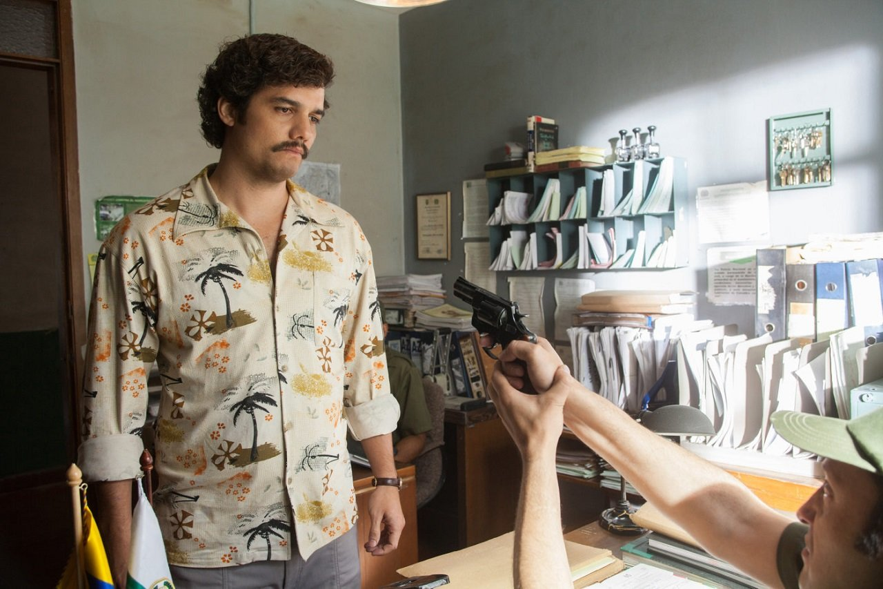 The Art And Making Of Narcos And The Jaguar's Claw