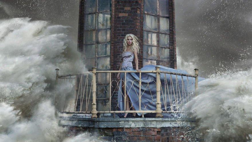 Into The Deep Konrad Bak Surreal Photography