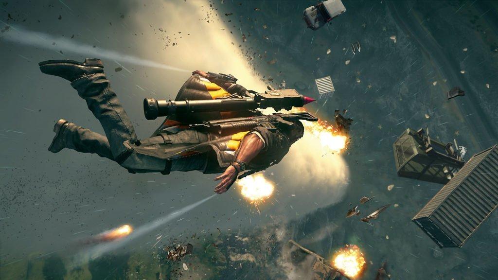 Just Cause 4 per Xbox One e PS4 Una panoramica Principale