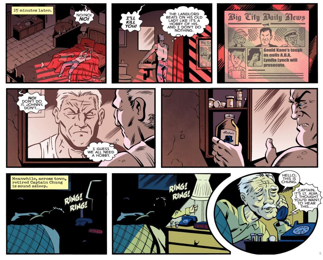 Mr. Murder Is Dead A Must-Read Noir Comics 2