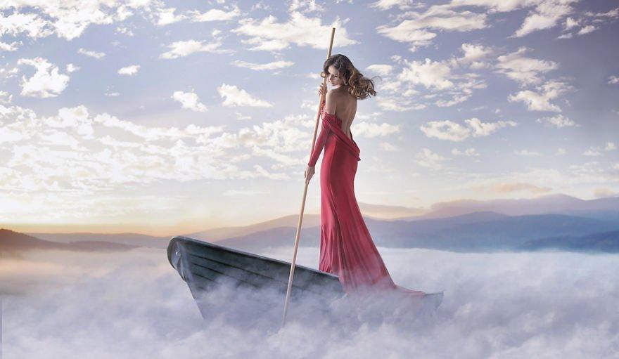 The Journey Konrad Bak Surreal Photography