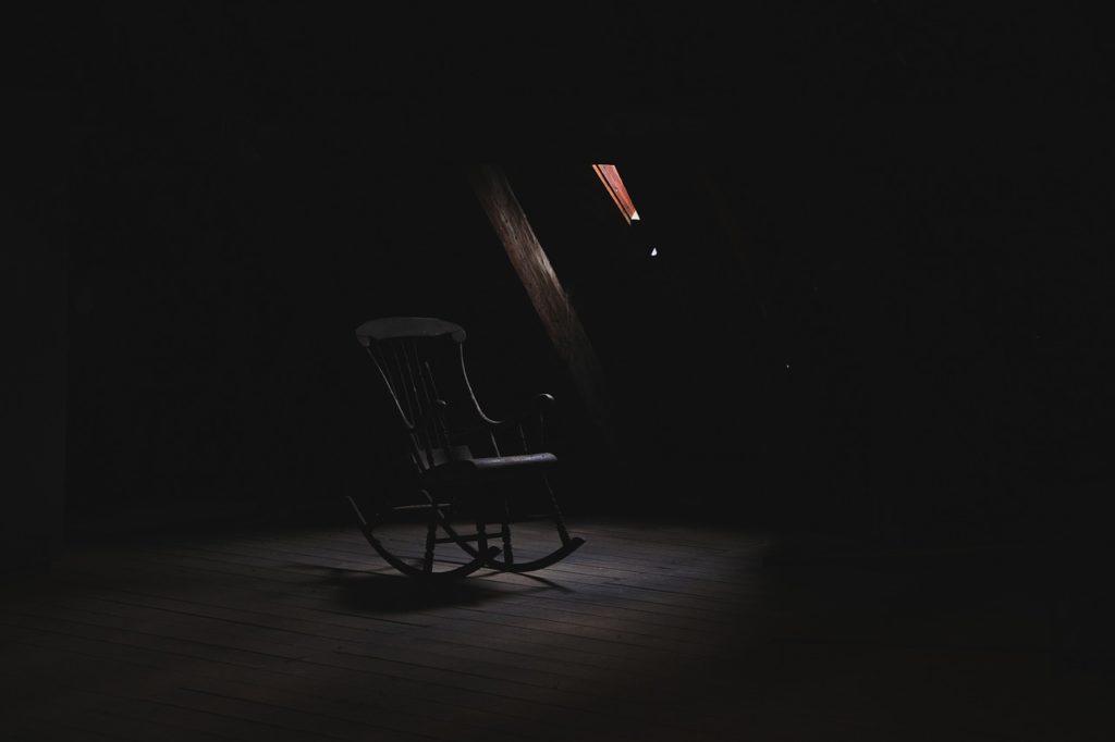 The Sitting Room Suspense Flash Fiction By Aeryn Rudel