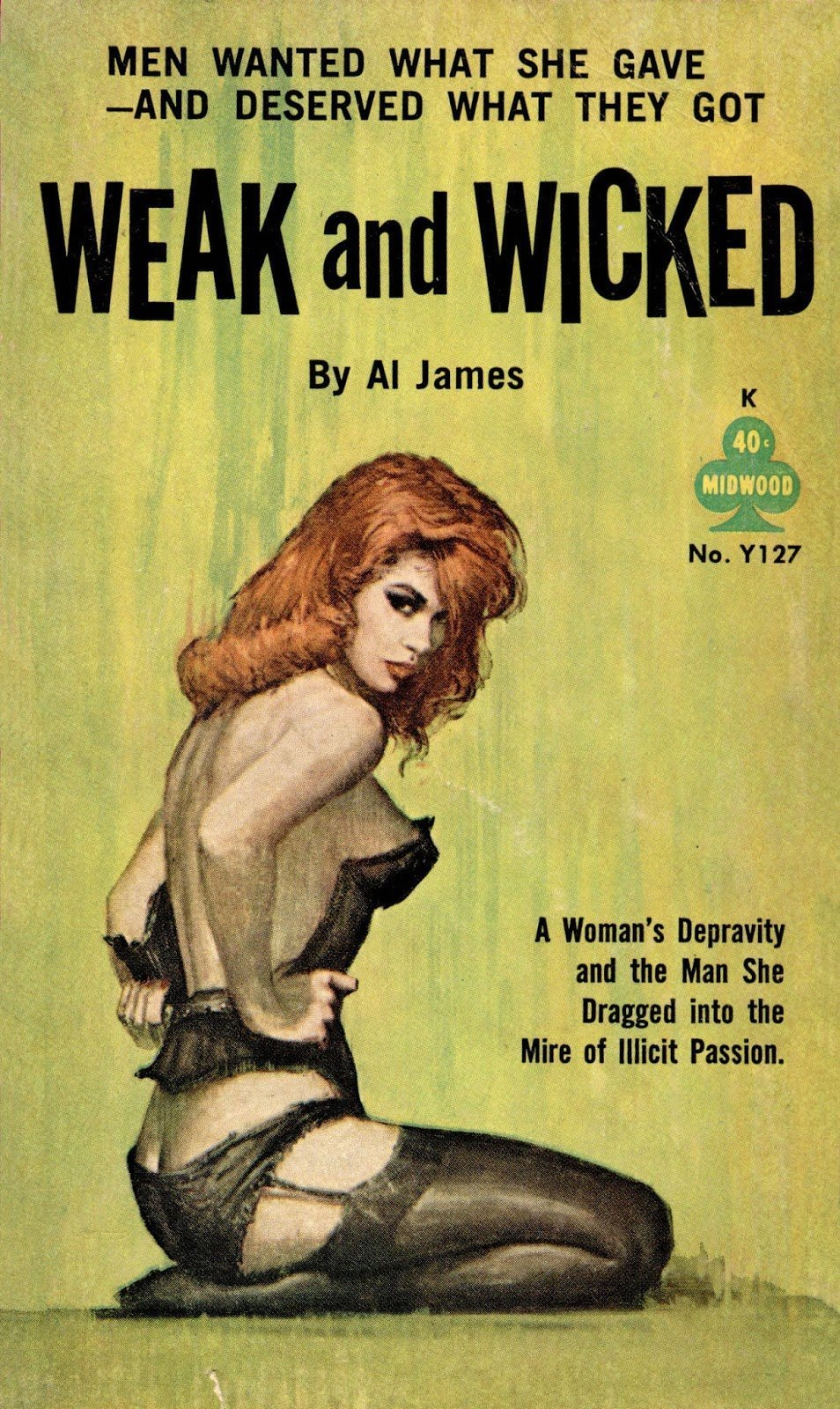 26 Best Cover Illustrators Behind Some Of The Most Iconic Vintage Crime And Thriller books Ernest Chiriacka