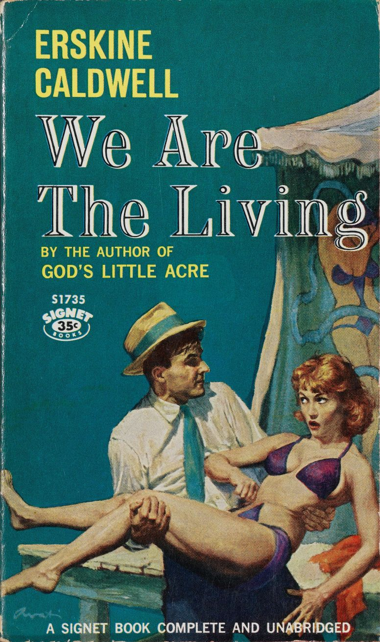 26 Best Cover Illustrators Behind Some Of The Most Iconic Vintage Crime And Thriller books James Avati