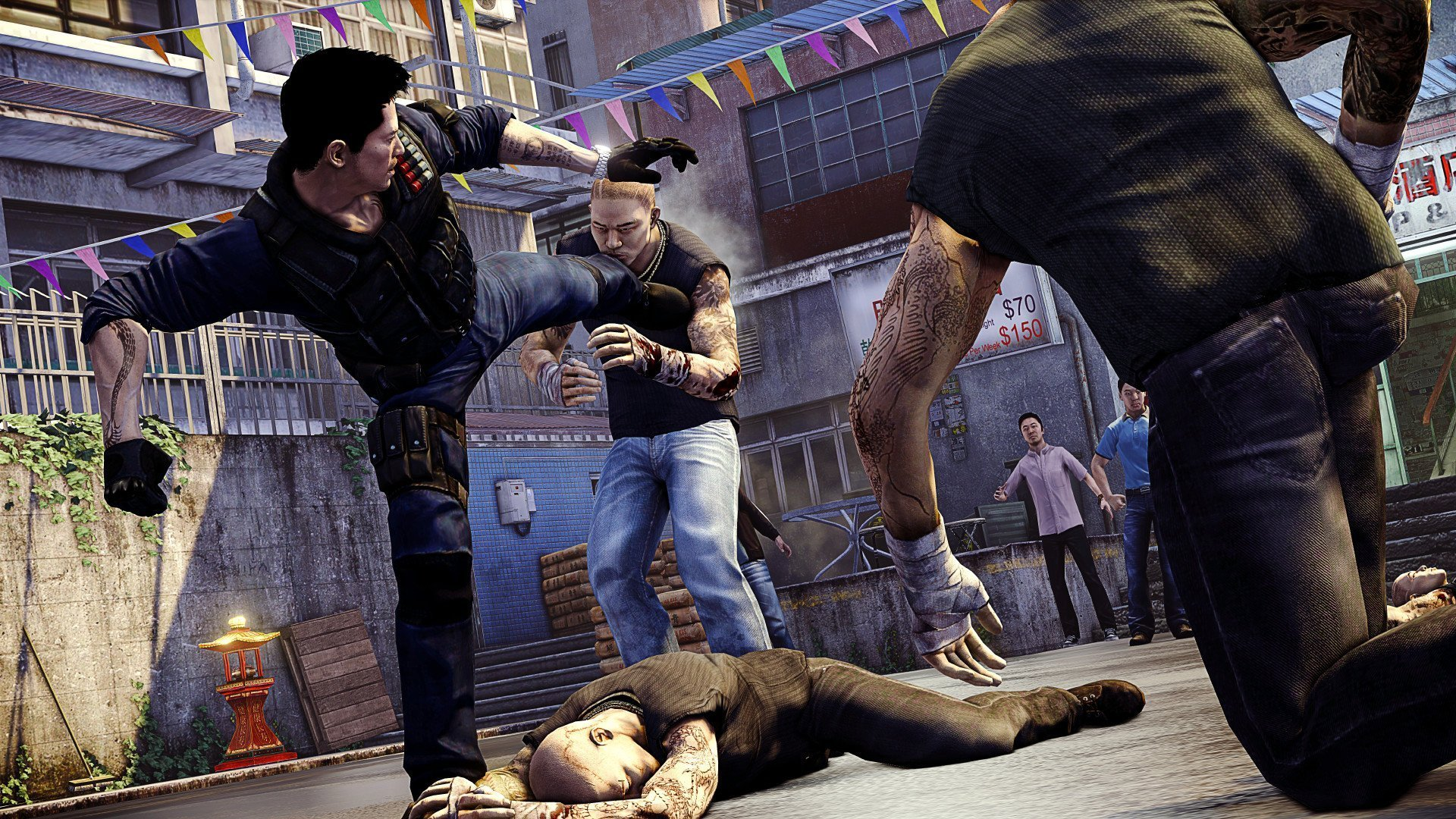 38 Best Crime And Mystery Games For Xbox 2019 Edition Sleeping Dogs