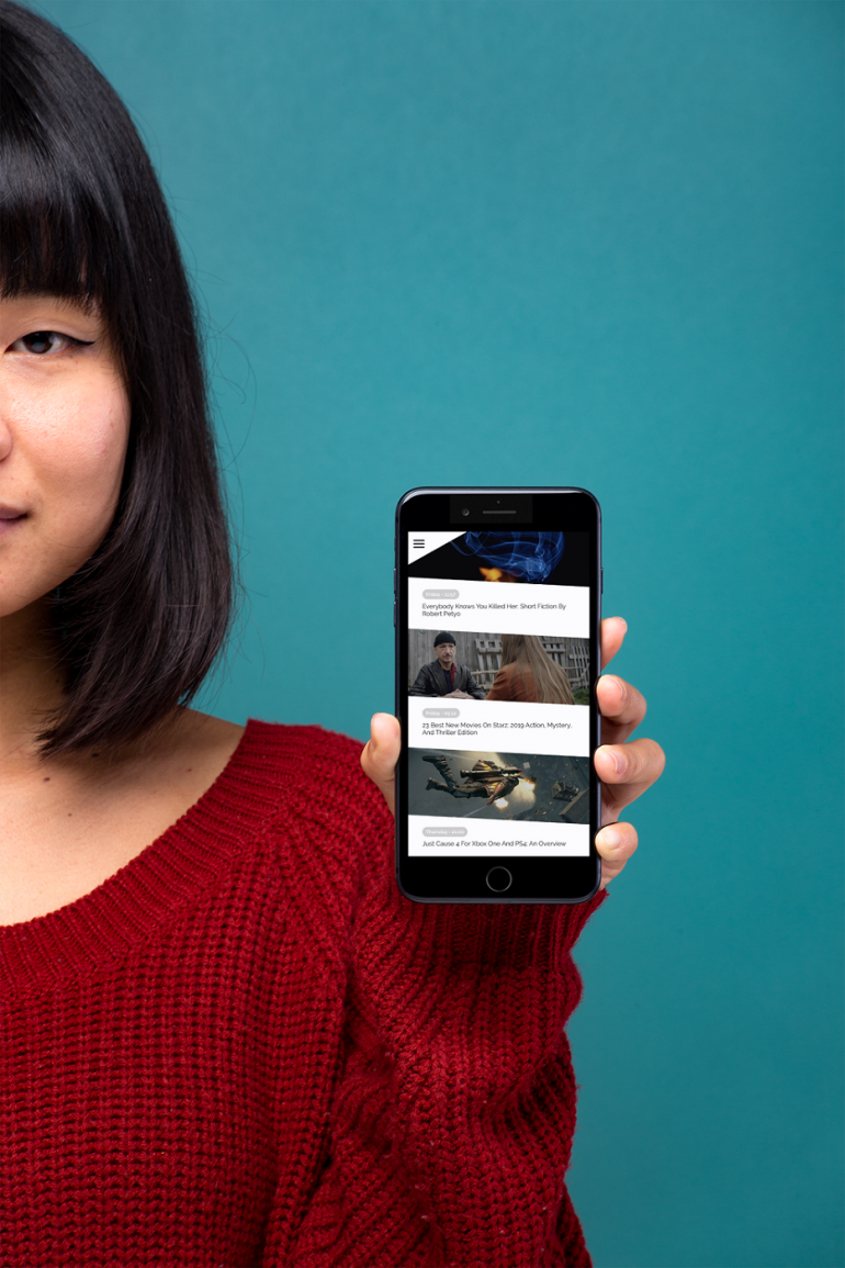 Mystery Tribune App para apple y android Second