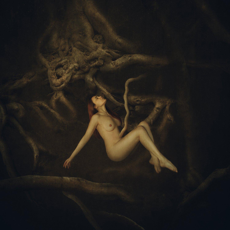 Otherworldly Imagery Of Frank Diamond surreal photography Utero