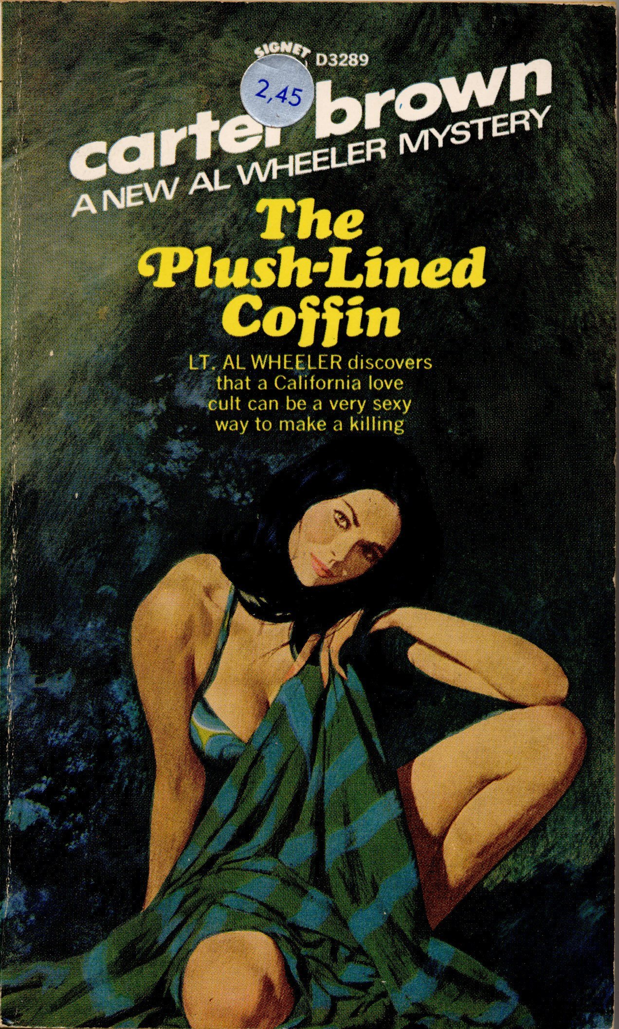 Robert McGinnis 67 Best Book Covers, Illustrations And Movie Posters From A Pulp Icon 5