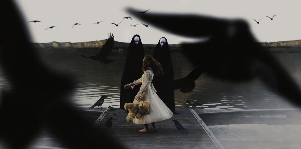 La verdad que no queremos Las imágenes de otro mundo de la fotografía surrealista de Frank Diamond quieren ver