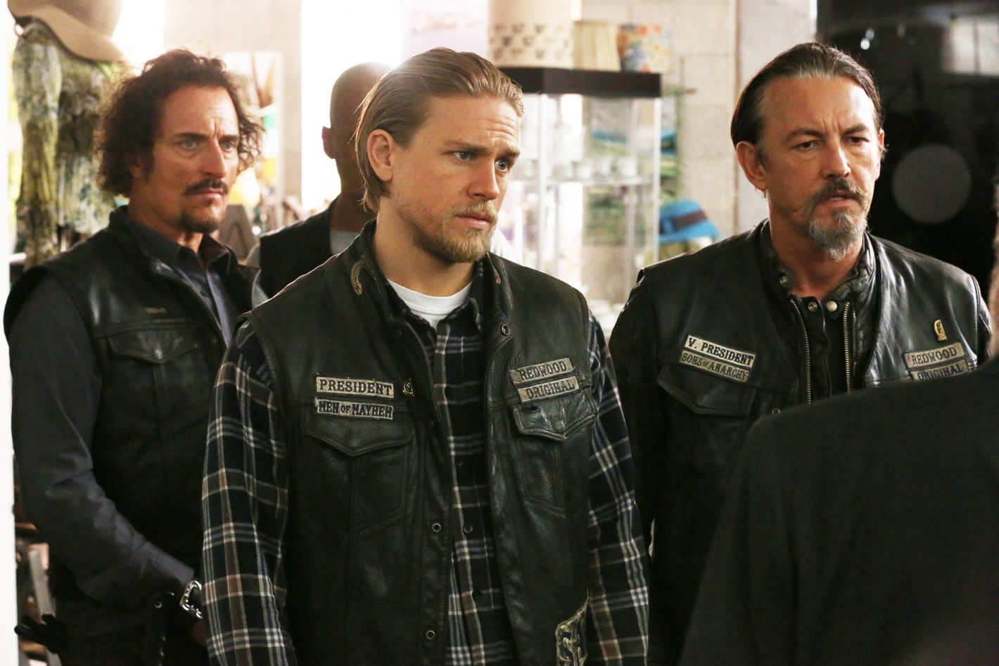 Top 42 Crime Drama And Thriller Shows On Hulu 2019 Edition sons of anarchy