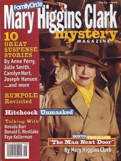 Mary Higgins Clark Mystery Magazine Fall 1998