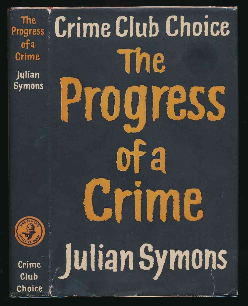 progress of a crime julian symons