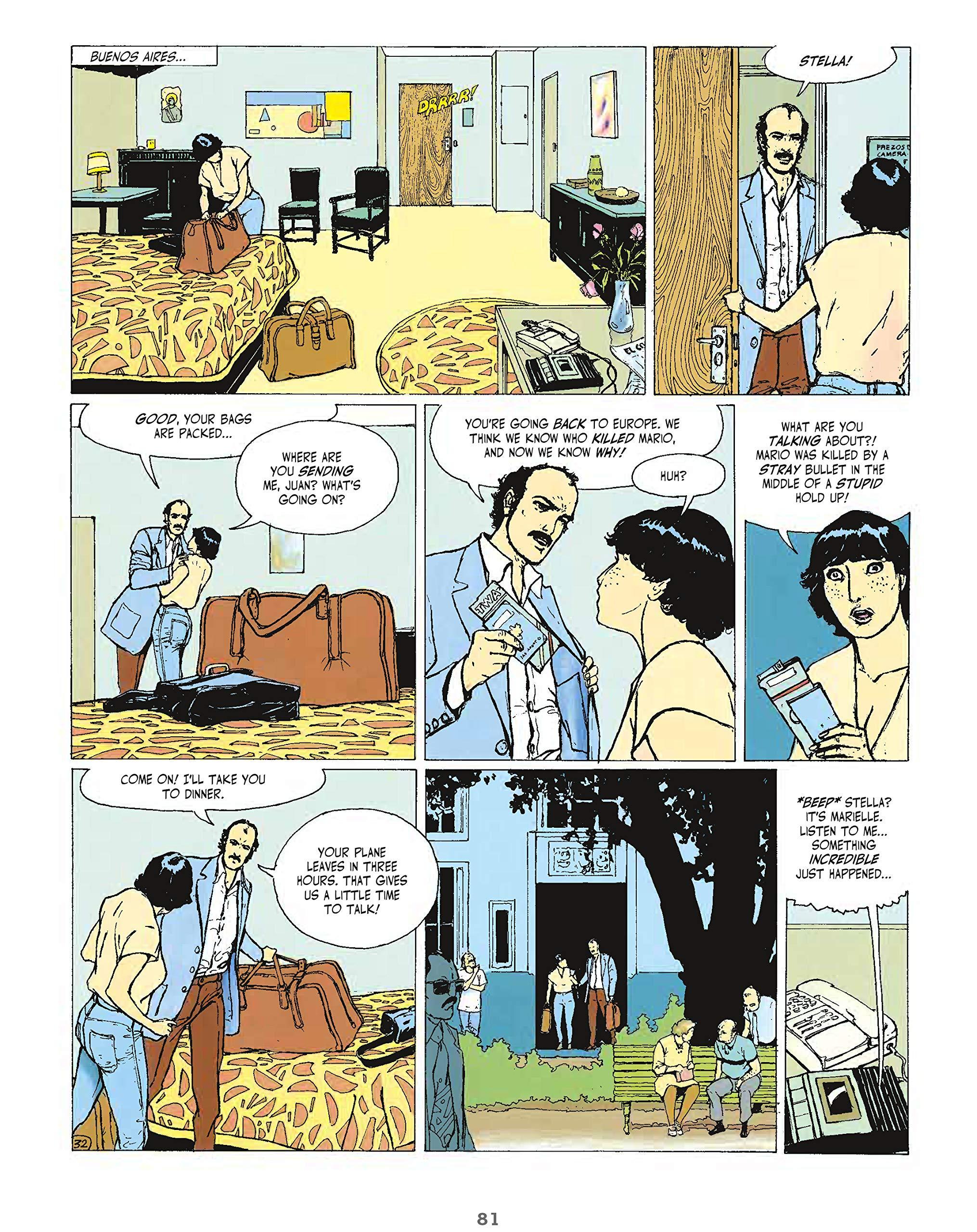 An Intense Feminist Crime Comics Dark Rage By Thierry Smolderen 11