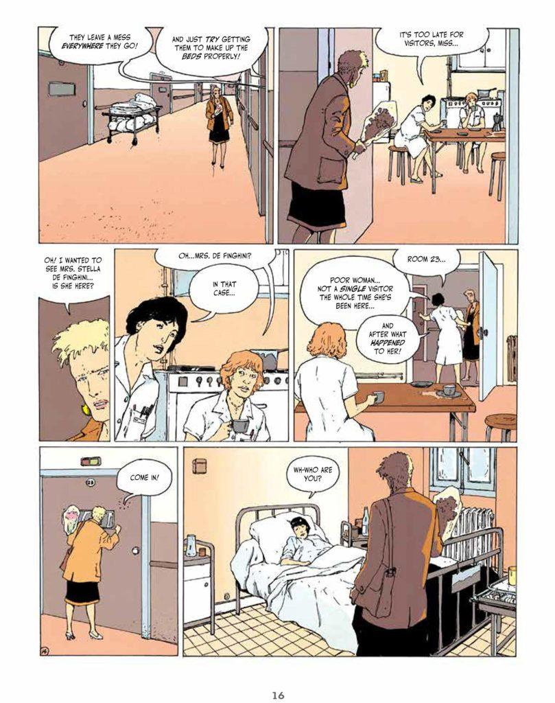 An Intense Feminist Crime Comics Dark Rage By Thierry Smolderen 6