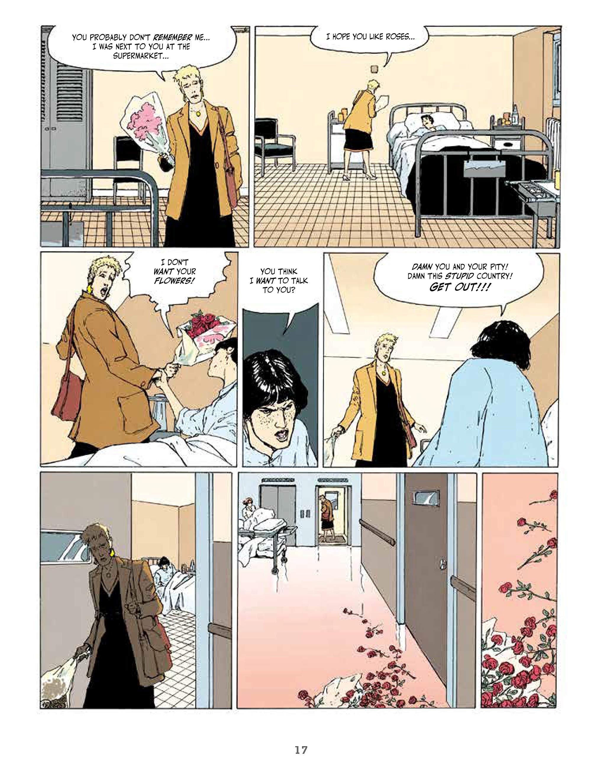 An Intense Feminist Crime Comics Dark Rage By Thierry Smolderen 7