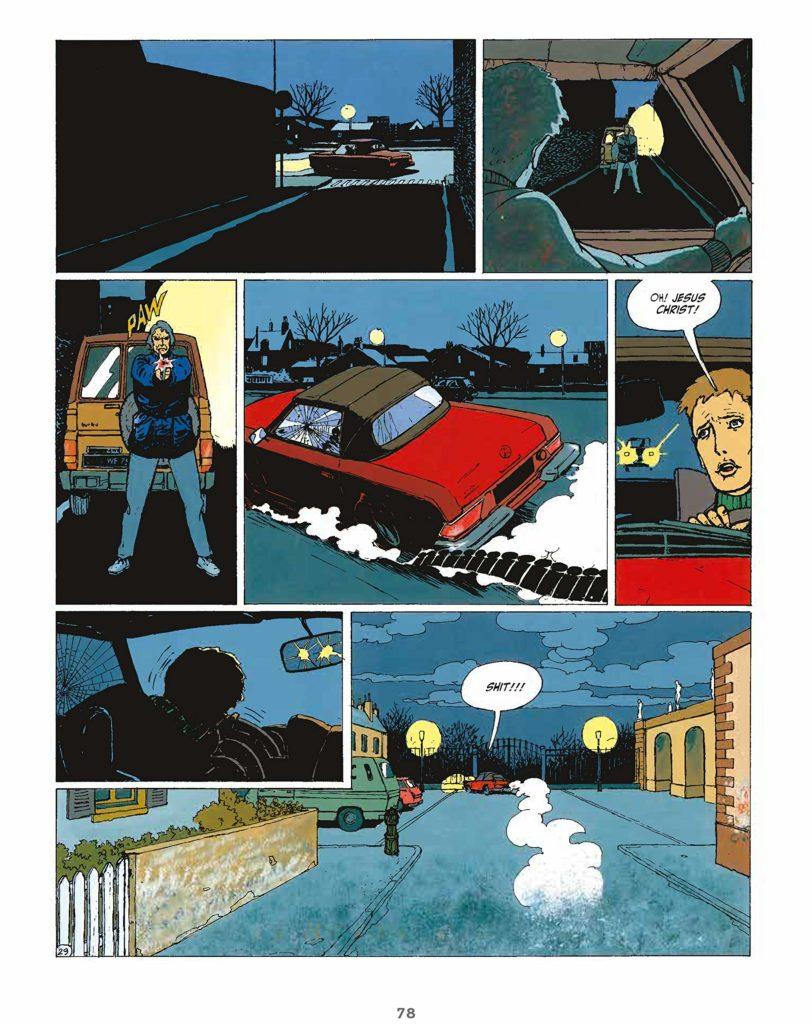 An Intense Feminist Crime Comics Dark Rage By Thierry Smolderen 9