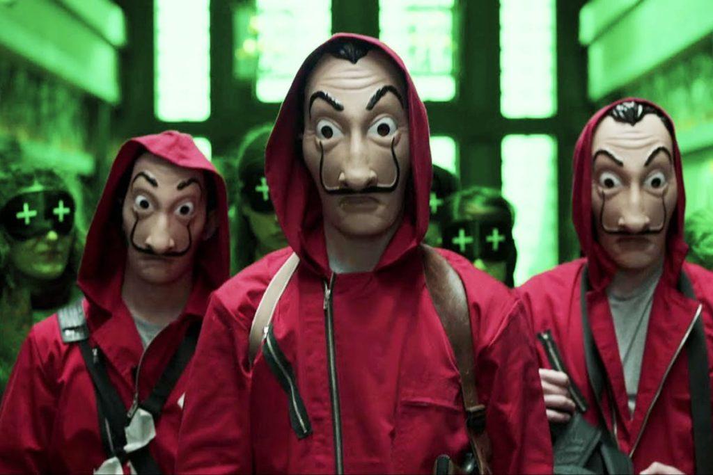 Best Spanish Crime Drama, Mystery And Thriller Shows On Netflix 2019 Edition money heist